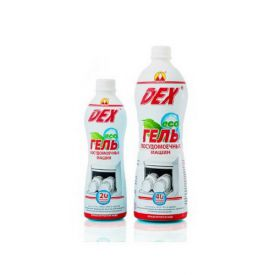 Gel for dishwashers